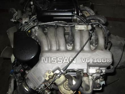Kонтрактный двигатель (АКПП) Nissan Terrano Qd32, VG30, KA24, TD27 за 300 000 тг. в Алматы – фото 5