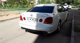 Lexus GS 300 2004 года за 5 300 000 тг. в Нур-Султан (Астана) – фото 4