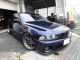 BMW 523 1999 года за 3 100 000 тг. в Алматы