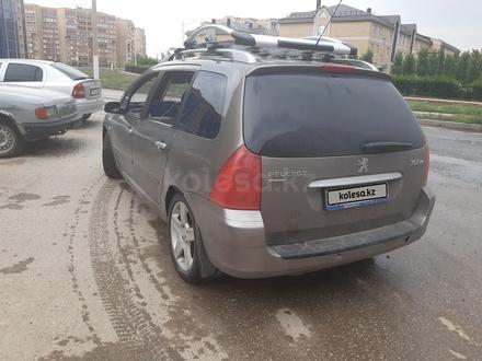Peugeot 307 2003 года за 1 850 000 тг. в Актобе – фото 2