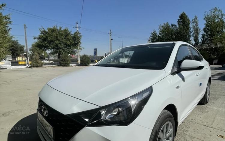 Hyundai Accent 2021 года за 6 900 000 тг. в Шымкент