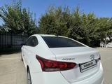 Hyundai Accent 2021 года за 6 900 000 тг. в Шымкент – фото 4