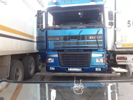 Установка грузовых автостекал на выезд в Алматы – фото 5