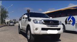 Toyota Hilux 2009 года за 7 500 000 тг. в Жанаозен – фото 2