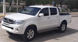 Toyota Hilux 2009 года за 7 500 000 тг. в Жанаозен – фото 4