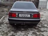 Audi 100 1991 года за 1 800 000 тг. в Тараз – фото 4