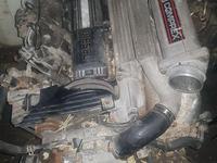 Мазда 626, Двигатель, каропка, с навесным, Мазда 626 Турбо Компрессор за 1 234 тг. в Алматы