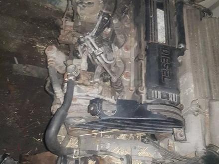 Мазда 626, Двигатель, каропка, с навесным, Мазда 626 Турбо Компрессор за 1 234 тг. в Алматы – фото 2