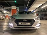 Hyundai Accent 2017 года за 5 650 000 тг. в Алматы – фото 3