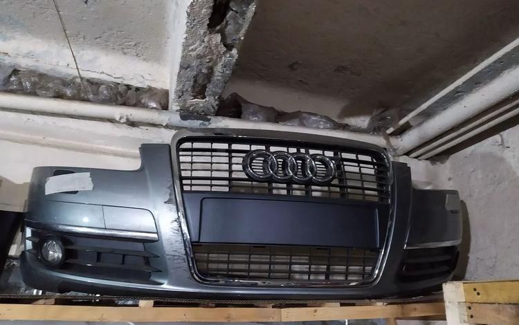 Бампер передний на Audi a6 в сборе за 220 000 тг. в Алматы