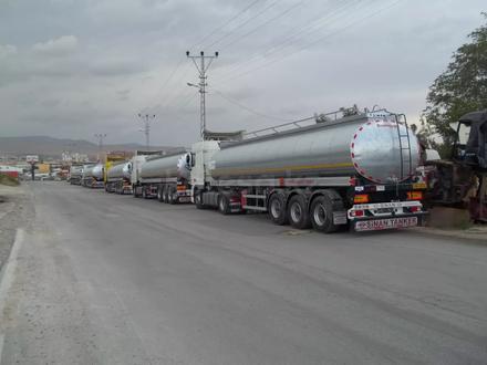 Sinan Tanker Treyler  Битумовоз 2020 года за 10 000 000 тг. в Нур-Султан (Астана) – фото 10