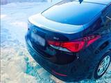 Hyundai Elantra 2015 года за 6 500 000 тг. в Костанай – фото 3