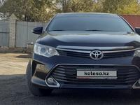 Toyota Camry 2015 года за 9 100 000 тг. в Нур-Султан (Астана)