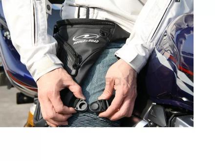 Мотосумка на бедро водонепроницаемая Moto Centric 2020 года за 9 900 тг. в Алматы – фото 7