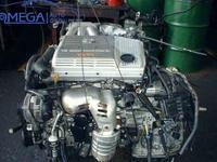 Двигатель (ДВС) на Тойота Хайландер Toyota Highlander 3 л 1mz за 46 846 тг. в Алматы