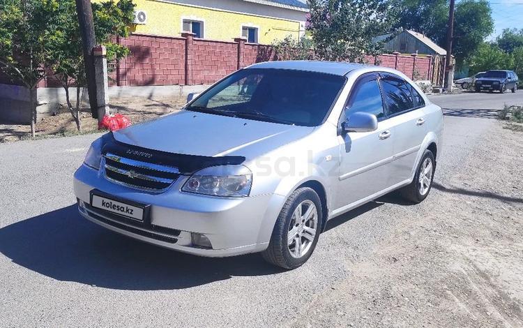 Chevrolet Lacetti 2012 года за 2 800 000 тг. в Кызылорда