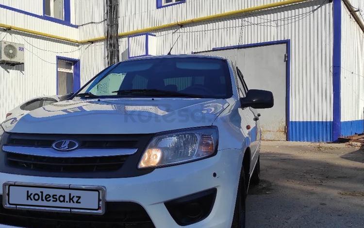 ВАЗ (Lada) 2190 (седан) 2016 года за 1 700 000 тг. в Уральск