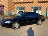 Mercedes-Benz S 55 2000 года за 3 800 000 тг. в Алматы – фото 2