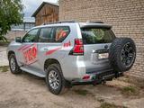 Бампер РИФ силовой задний Toyota Land Cruiser Prado 150 за 405 000 тг. в Актау