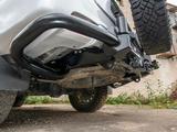 Бампер РИФ силовой задний Toyota Land Cruiser Prado 150 за 405 000 тг. в Актау – фото 2
