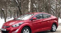 Hyundai Elantra 2014 года за 6 250 000 тг. в Алматы – фото 5