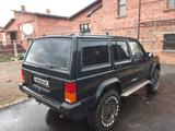 Jeep Cherokee 1993 года за 2 250 000 тг. в Нур-Султан (Астана) – фото 4