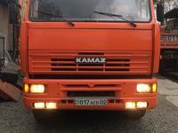 КамАЗ  6520 2007 года за 8 000 000 тг. в Алматы