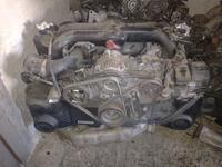 Контрактный двигатель из Японий на Субару EJ25T за 495 000 тг. в Алматы