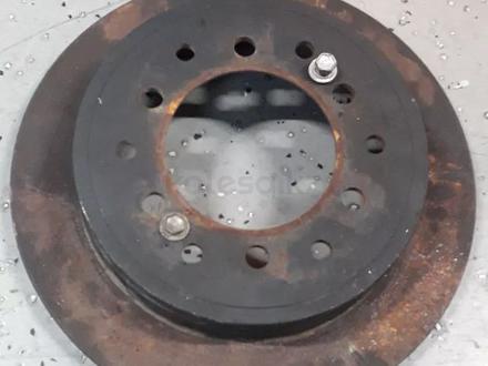 Тормозные диски 4runner 215 (фораннер) за 8 000 тг. в Алматы – фото 2