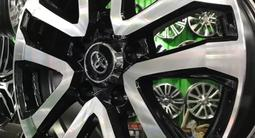Комплект дисков от Rainbow Dance Allow Wheels за 240 000 тг. в Нур-Султан (Астана)