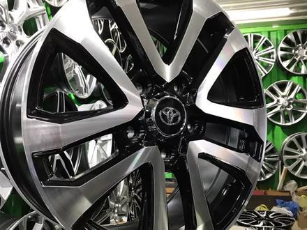 Комплект дисков от Rainbow Dance Allow Wheels за 240 000 тг. в Нур-Султан (Астана) – фото 3