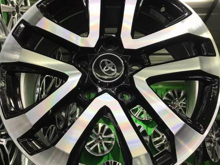 Комплект дисков от Rainbow Dance Allow Wheels за 240 000 тг. в Нур-Султан (Астана) – фото 4