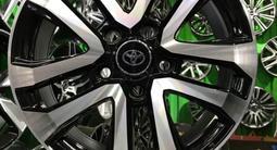Комплект дисков от Rainbow Dance Allow Wheels за 240 000 тг. в Нур-Султан (Астана) – фото 5