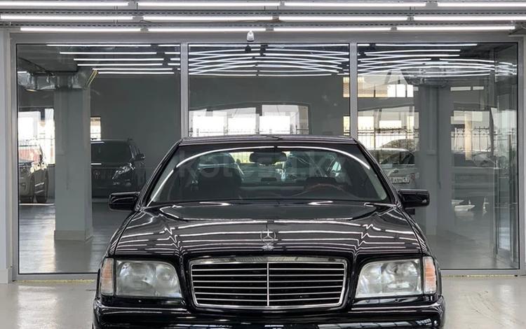Mercedes-Benz S 500 1997 года за 4 500 000 тг. в Шымкент