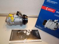 Новый компрессор кондиционера на BMW X5 E53 за 100 000 тг. в Алматы