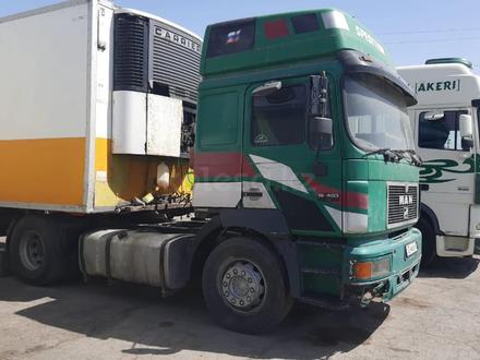 MAN  F 2000 1999 года за 9 000 000 тг. в Шымкент