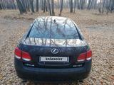 Lexus GS 350 2006 года за 3 300 000 тг. в Семей – фото 5