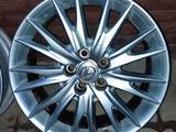 Диски F-SPORT на Lexus GS, IS, ES 5/114, 3 за 250 000 тг. в Алматы – фото 2