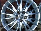 Диски F-SPORT на Lexus GS, IS, ES 5/114, 3 за 250 000 тг. в Алматы – фото 3