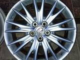 Диски F-SPORT на Lexus GS, IS, ES 5/114, 3 за 250 000 тг. в Алматы – фото 4