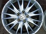 Диски F-SPORT на Lexus GS, IS, ES 5/114, 3 за 250 000 тг. в Алматы – фото 5