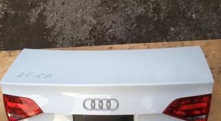 Крышка багажника, замок багажника на Audi a4 b8, из Японии в Алматы