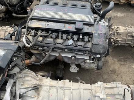 Двигатель m54b30 м54 за 400 000 тг. в Алматы – фото 2