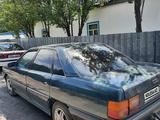 Audi 100 1989 года за 1 200 000 тг. в Талдыкорган – фото 4