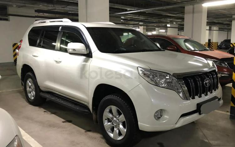 Toyota Land Cruiser Prado 2013 года за 16 000 000 тг. в Нур-Султан (Астана)