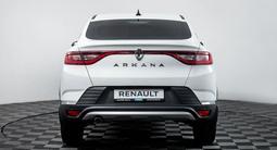 Renault Arkana Style 2020 года за 9 312 000 тг. в Уральск – фото 5