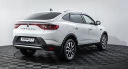 Renault Arkana Style 2020 года за 9 312 000 тг. в Уральск – фото 3