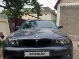 BMW 116 2007 года за 3 300 000 тг. в Алматы – фото 2