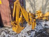Поворотный задний ковш для мини погрузчика в Алматы – фото 3