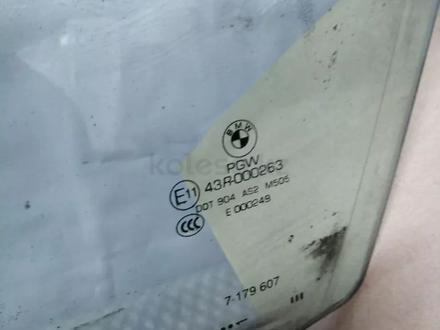 Водительское стекло на дверь BMW x6 e71 за 15 000 тг. в Алматы – фото 2